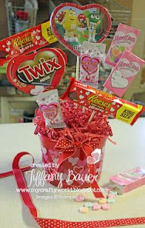 Candy Bouquet