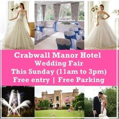 Crabwall Manor Hotel Weddings, Wedding Venue Packages and Offers. Hotel Wedding, Our Wedding Day, Wedding Venues, Wedding Ideas, Room Hire, Wedding Fayre, Spa Packages, Free Entry, Treatment Rooms