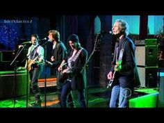 Patti Smith - Banga - David Letterman  6-12-12
