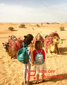 Even the camels want a kanken! Fairy Clothes, Girls Braids, Cool Things To Buy, Stuff To Buy, Card Wallet, Baby Food Recipes, Bride Bouquets, Cool Stuff, Camels
