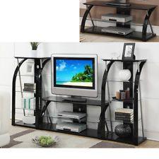 Black Tv Stand On Pinterest Media Furniture Tv Stands