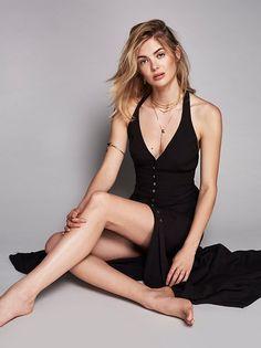 FP Endless Summer All About It Maxi (Black)