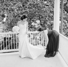 Emily and John. #Charleston, #SouthCarolina. #weddingphotographer #weddingphotography (#WeddingDress: #AnneBarge)