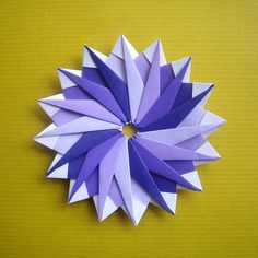 woven star by Dasssa, via Flickr