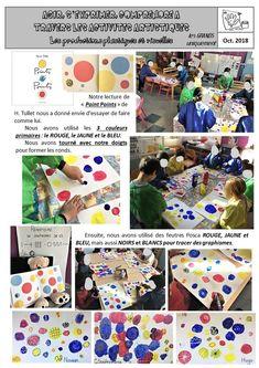 Drawing For Kids, Art For Kids, Crafts For Kids, Kindergarten Activities, Activities For Kids, Ps 13, Petite Section, Album Jeunesse, Tot School