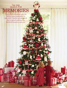 Christmas tree - Pottery Barn Kids