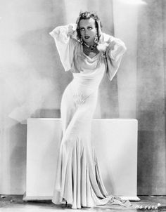 Joan Crawford - Photo by George Hurrell