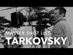 """Enigmatic filmmaker Andrei Tarkovsky believed that creating the """"pressure of time"""" was one of his film techniques to keep an audience hooked."""
