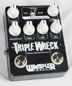 Triple Wreck