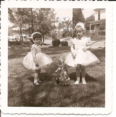 Easter Dresses, 1950s Louisiana