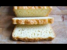 The best keto bread recipe through rigorous trial and error. This bread can be used as your go to keto sandwich bread! The best keto bread recipe through rigorous trial and error. This bread can be used as your go to keto sandwich bread! Ketogenic Recipes, Low Carb Recipes, Cooking Recipes, Ketogenic Diet, Cooking Bacon, Cooking 101, Diabetic Recipes, Bread Machine Recipes, Bread Recipes