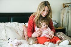 {Little Peanut Mag} Mommy + Me Valentine's Fashion with Sparkling Footsteps #kidsfashion #valentinesfashion