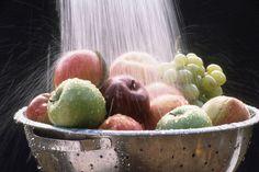 Savez-vous vraiment laver vos pommes ?