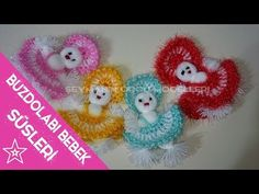 LİF & MOTİF STAR MODEL - YouTube Paper Flowers Diy, Crochet Flowers, Crochet Applique Patterns Free, Yarn Dolls, Barbie Dress, Crochet Hats, Diy Crafts, Christmas Ornaments, Knitting