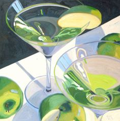 Appletini by Christopher Mize