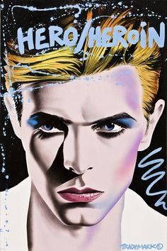 Richard Bernstein/David Bowie