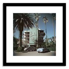 Beverly Hills Hotel, by Slim Aarons by photos.com by Getty Images