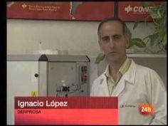 Film Anti E coli (#Bacterstop) Derprosa Film en #TVE. #reinventingfilm