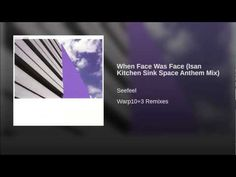 Seefeel - When Face Was Face (ISAN Kitchen Sink Space Anthem Mix) from Warp 10+3: Remixes [Warp Records, 1999]. IDM.