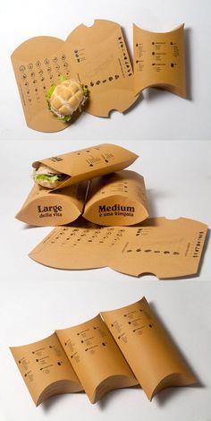 Mejor Packaging de Comida