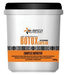 Botox Capilar Di Biazzi