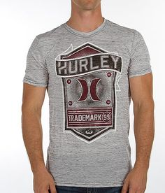"""Hurley Thrown T-Shirt"" www.buckle.com"