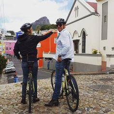 De populairste fietstocht in Cape Town. Ontdek in 3 uur alle highlights op de fiets met gids!