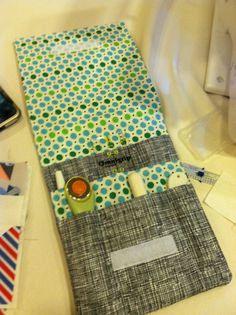 Handmade Travel Sewing Kit