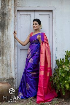 Name :Blue&Pink Satin Silk Fabric Machine Work Printed Saree Saree Fabric : Satin Silk Saree Color : Blue&Pink Saree Size Mtr Saree Work : Printed Blouse Fabric : Banglori Blouse Color : Pink Blouse Work ; Latest Silk Sarees, Indian Silk Sarees, Soft Silk Sarees, Indian Beauty Saree, Blue Silk Saree, Raw Silk Saree, Yellow Saree, Silk Saree Kanchipuram, Kanjivaram Sarees