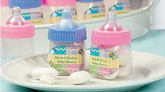 OrientalTrading.com baby shower decor Favor Containers