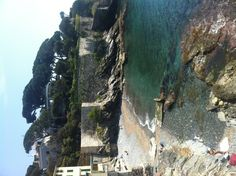 Spiaggia e lungomare a #Genova nervi
