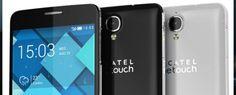 Alcatel OneTouch y Mediatek anunciaron hoy...