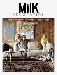 MILK DECORATION 9 EST EN KIOSQUE