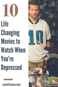 10 Life Changing Movies to Watch When You're Depressed - Page 3 of 3 - Movie List Now – Ferris Bueller's Day Off (John Hughes, teen decides to take a day off from school, pretending to be sick to his parents. However, the teenager does not … Action Movies To Watch, Great Movies To Watch, Netflix Movies To Watch, Movie To Watch List, Be With You Movie, Movie List, 3 Movie, Happy Movie, Best Motivational Movies