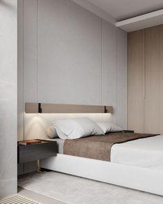 Bedroom #bedroom #modernbedroom #minimalisticbedroom #ideasforbedroom #minimalism #minimalisticarchitecture #minimalisticinterior #architecture #modernarchitecture #design #minimalisticdesign Closet Bedroom, Dressing Room, Minimalism, Divider, Interior, Furniture, Design, Home Decor, Bedroom