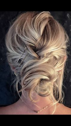 Bride Hairstyles, Beautiful Bride, Dreadlocks, Hair Styles, Beauty, Hairstyles For Brides, Hair Plait Styles, Bridal Hairstyles, Hair Makeup
