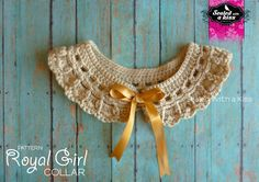 6 Easy Crocheted Collar Patterns to Revamp Your Wardrobe