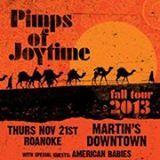 Pimps of Joytime @ Martin's Downtown - Roanoke, VA~~Thursday~