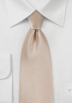 Stylische Krawatte rosa Poly-Faser