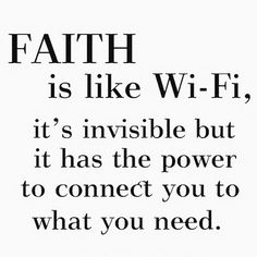 Faith is the power we need to allow God to work in our lives Get and stay connected today Have a blessed Sunday and week ahead! #Faith #BeBlessed #TrustGod #VoiceOfHair