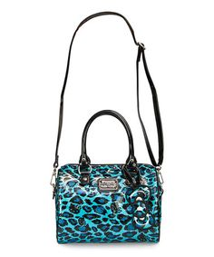Hello Kitty Turquoise Leopard Embossed Mini City Bag - View All - Bags Chat Hello Kitty, Hello Kitty Purse, Loungefly Hello Kitty, Hello Kitty Collection, City Bag, Sanrio, Purses And Handbags, Cat Lovers, Crossbody Bag