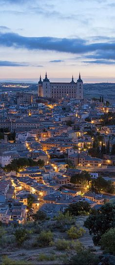 #Toledo, #Spain http://en.directrooms.com/hotels/subregion/2-4-960/