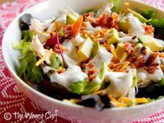 Receta de ensalada turca