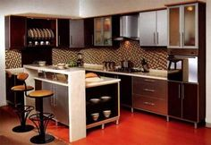 Very Small Kitchen Remodel Design Ideas ~ http://lovelybuilding.com/small-kitchen-remodel-tips/