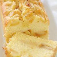 Cake van yoghurt met appel http://recept.e-gezondheid.be/cake-van-yoghurt-met-appel/recept/1687#