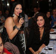 İrem Kahyaoğlu doğum günü kutlaması 27 Kasım 2014 Bergüzar Korel, şarkıcının kendisine uzattığı mikrofona da yüzünü çevirmedi ve nakarat kısmında Mahrani'ye eşlik etti.