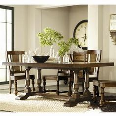 1000 Images About Kitchen Table Trends On Pinterest Hooker Furniture Side