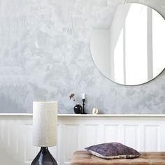 Speglar i flera storlekar i klarglas Rund spegel i klart spegelglas för badrum. sovrum och hall.