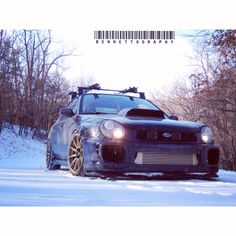 2002 Subaru Impreza Wrx Photo by Bennettography