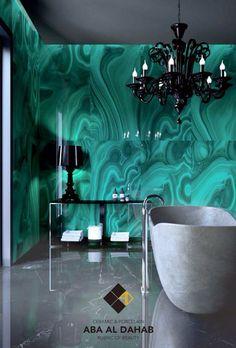 Contemporary bathroom.. Courtesy: Aba AlDahab